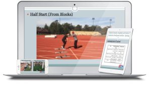 Gabe Sanders - Activities and Progressions for Acceleration & Max Velocity